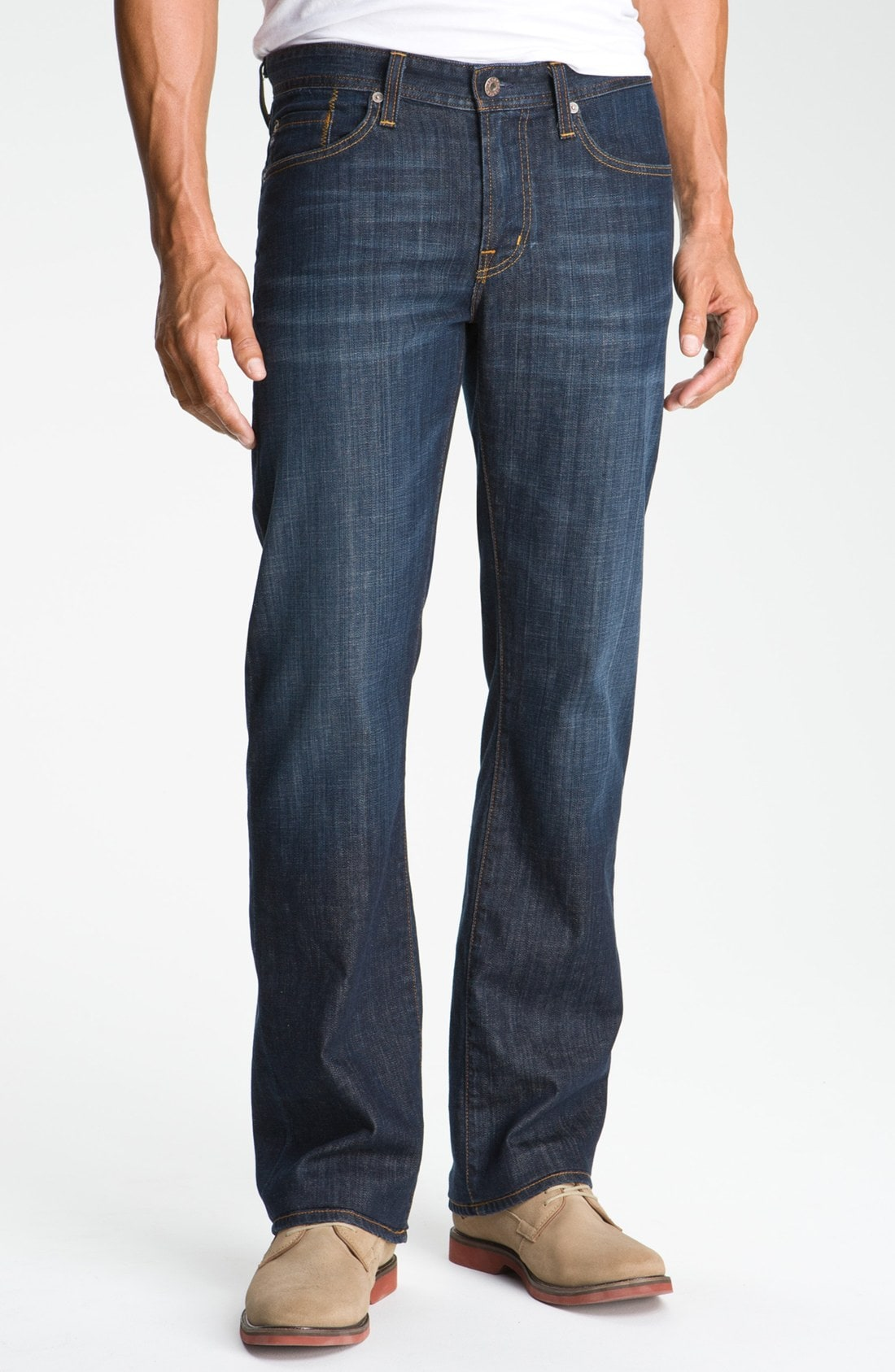 Men's Straight Fit Jeans | Nordstrom