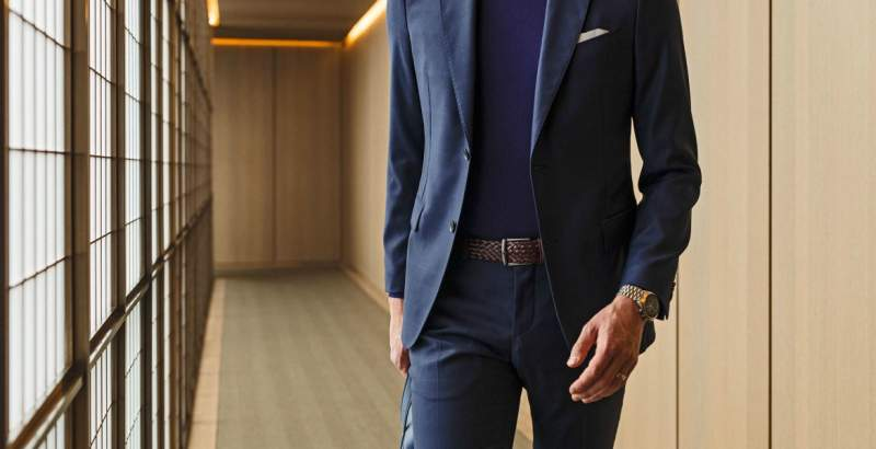 Tips for Choosing and Wearing Men Belt - Men Fashion Hub