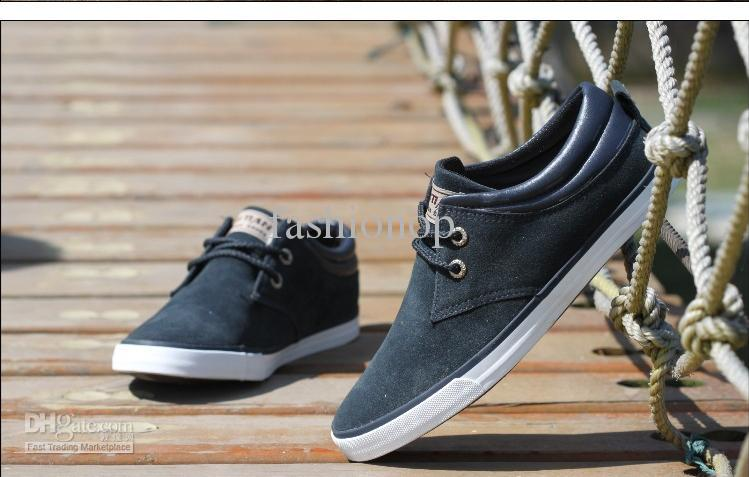 Brand Men Shoes Casual Lace Up Canvas Shoes Men on Storenvy
