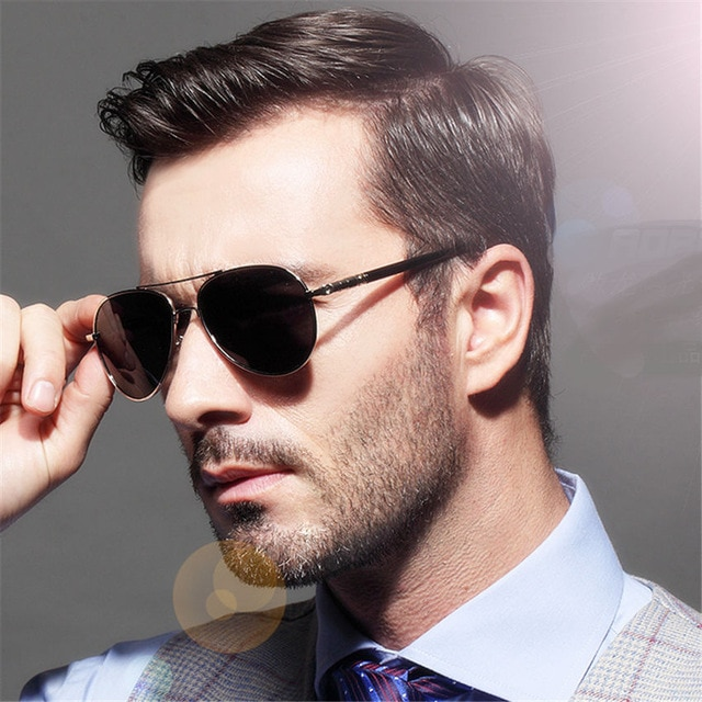 Sunglasses for men: different designs for more comfort and style