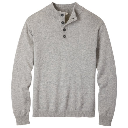 Sheridan Sweater | Men's Merino Wool Sweater | MK
