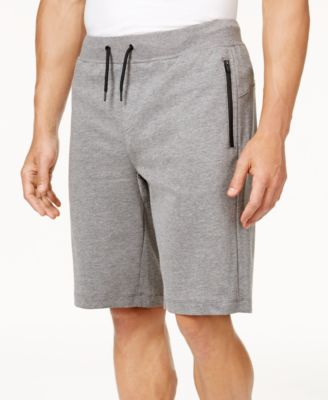 Ideology Men's Fleece Shorts, Created for Macy's & Reviews - Shorts