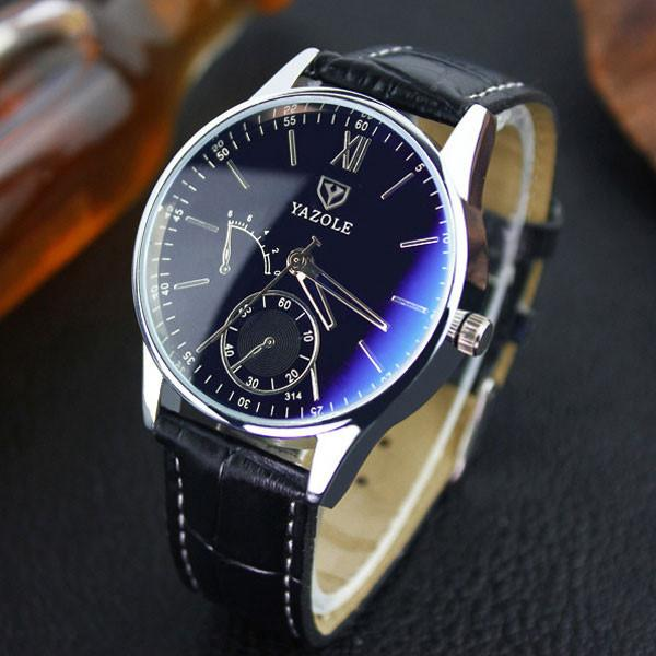 YAZOLE Quartz Watch Men 2017 Fashion Mens Watches Top Brand Luxury