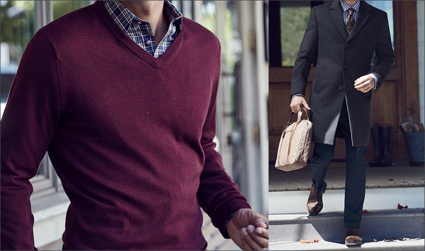Men's Winter Clothing | Find Comfortable Fabrics with Expert Advice