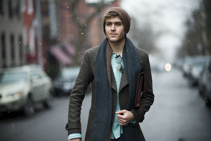 5 Men's Winter Style Myths | House of Coco