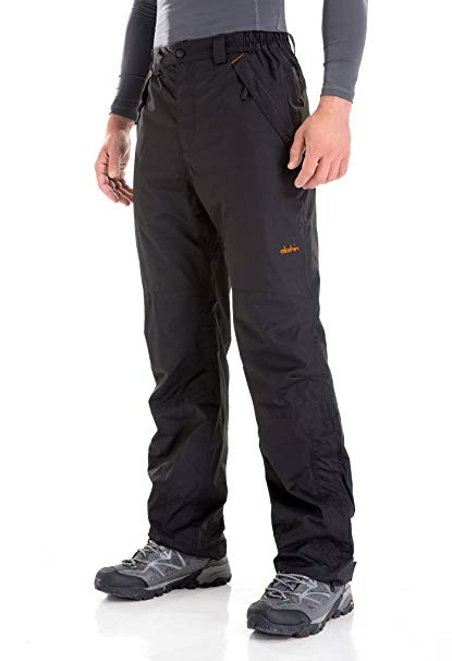 Amazon.com : Clothin Men's Snow Pant Fleece Lined Ski/Winter Pants