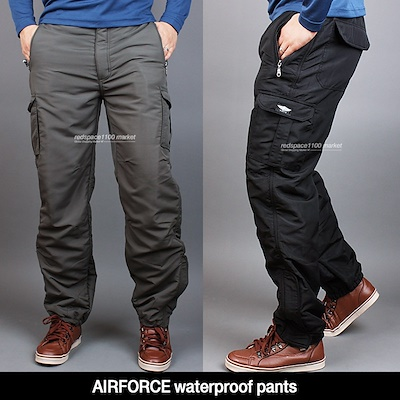 Qoo10 - ☆KOREA HIT☆ Mens Winter Pants Spring and Fall Pants cargo