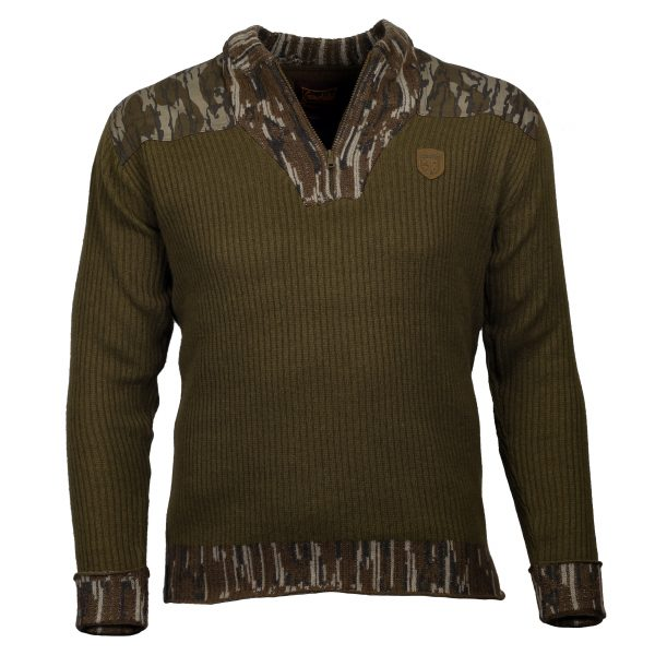 Woodsman Merino Wool Sweater - 113711 - Gamehide