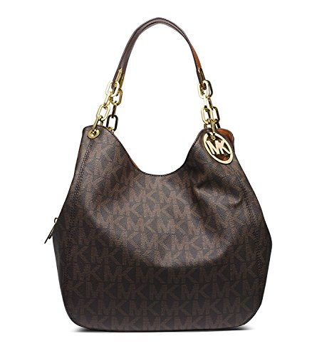 Michael Kors Large Logo Shoulder Bag Fulton Small Crossbody bag