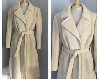Mohair Winter Coat