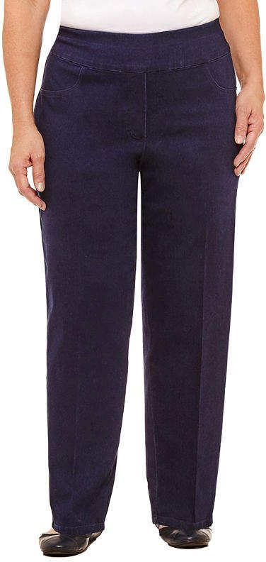 Alfred Dunner Montego Bay Denim Slim Pant- Plus | Products in 2018