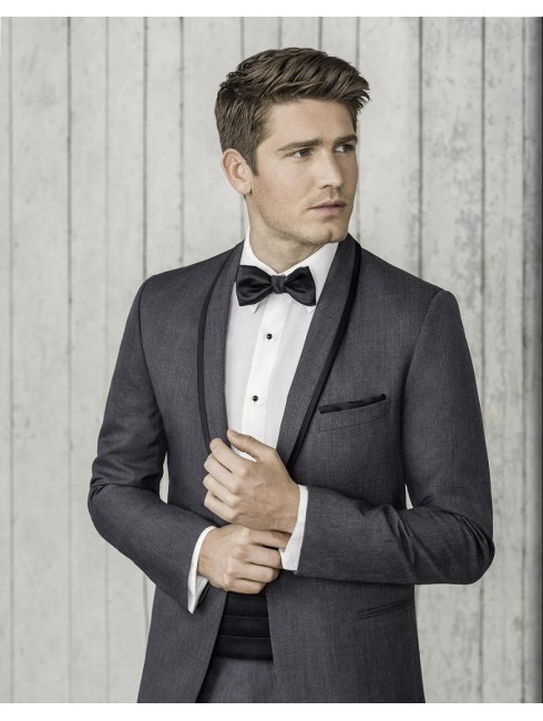 Abe's Formal Wear - GREY MONTEGO by Jean Yves - $175.00