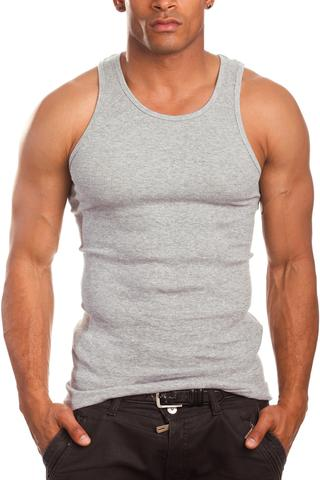 Men's Tank Undershirt (3 pack) 2XL - 5XL u2013 Pro 5 USA