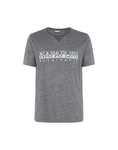 Napapijri Sia - T-Shirt - Men Napapijri T-Shirts online on YOOX