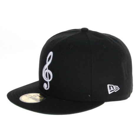 New Era - Special Edition Note Cap (Black / White / Green) | HHV