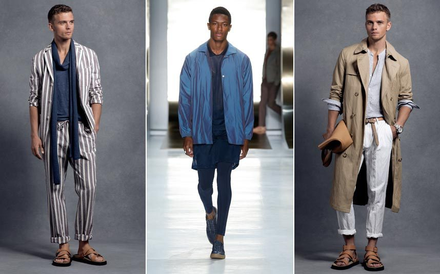 The seven biggest trends from New York Fashion Week: Men's - Telegraph