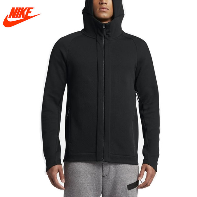 Nike men's jacket spring new Tech Fleece knit jacket 832113 010-in