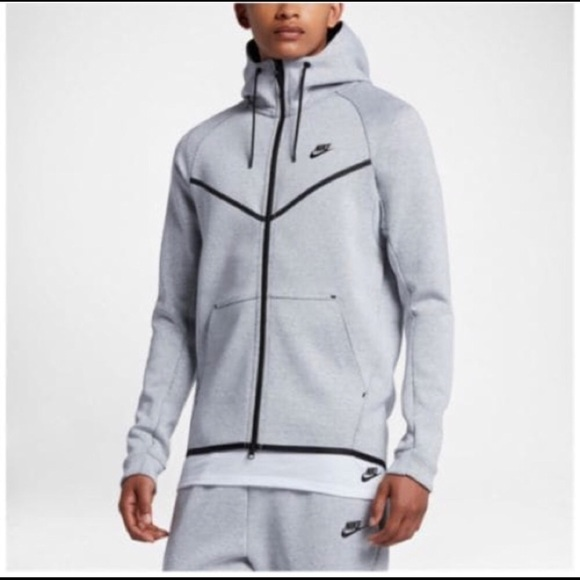 Nike Jackets & Coats | Tech Fleece Jacket Full Zip | Poshmark