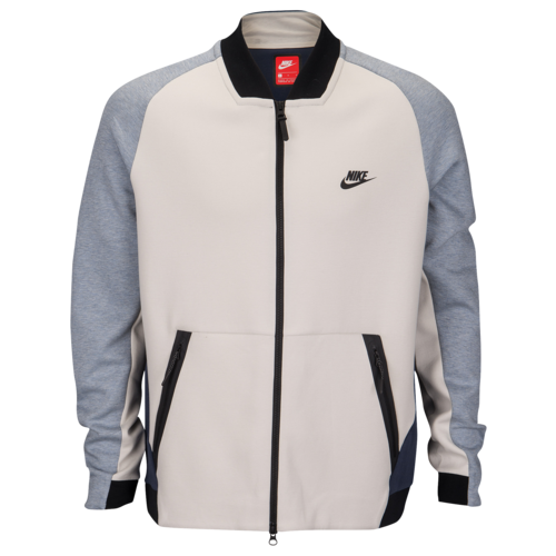 Nike Tech Fleece Varsity Jacket - Men's - Casual - Clothing - Light