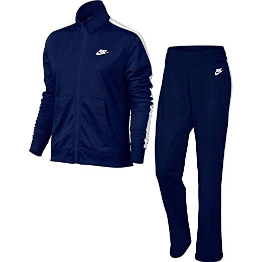 NIKE Women's Sportswear Tracksuit at Amazon Women's Clothing store