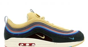Air Max 1/97 Sean Wotherspoon (Extra Lace Set Only) - AJ4219-400