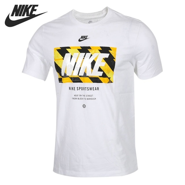Original New Arrival 2018 NIKE TEE TABLE HBR Men's T shirts short