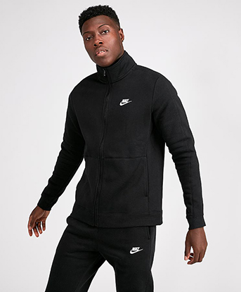 Stylish with tracksuits from Nike