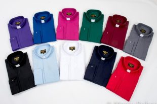 SALE - 4 PACK LS FRENCH CUFF TAB COLLAR SHIRTS ONLY $99.99 - MENS