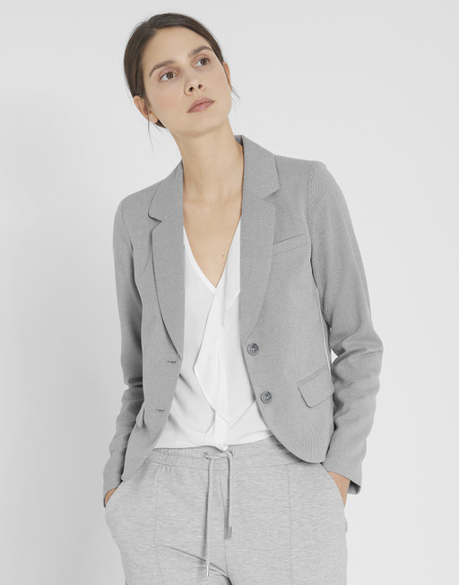 Blazer Juris galon grey by OPUS | shop your favourites online