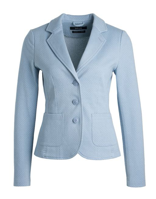 Blazer Juno dot blue by OPUS | shop your favourites online