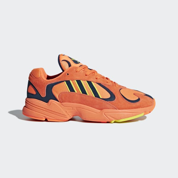 adidas Yung-1 Shoes - Orange | adidas US