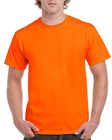 Gildan Men's Classic Ultra Cotton Short Sleeve T-Shirt | Amazon.com