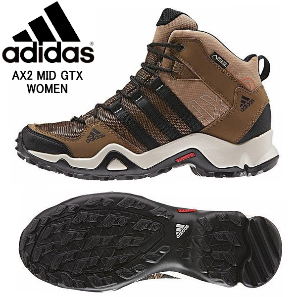 Select shop Lab of shoes: Adidas adidas trekking shoes AX2 MID GTX