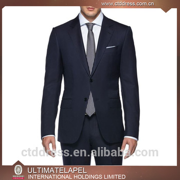 Wholesale Made To Measure Formal Wear Uniform Designs Coat Pant