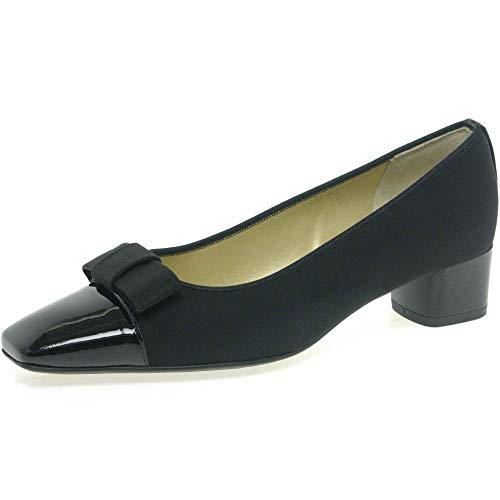 Amazon.com | Peter Kaiser Women's Beli Bow Detailed Court Shoes 5.5