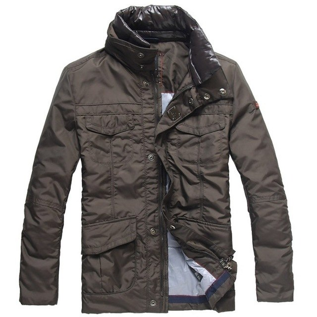 2018 winter jacket man new brand Top peuterey men in the long