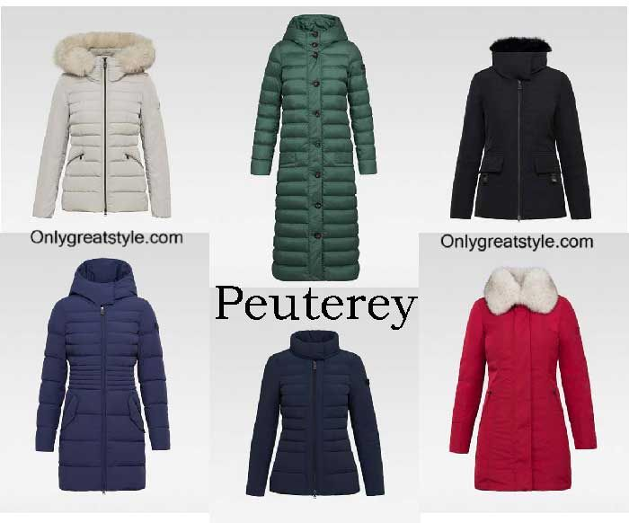 Peuterey down jackets fall winter 2016 2017 for women | Jackets For