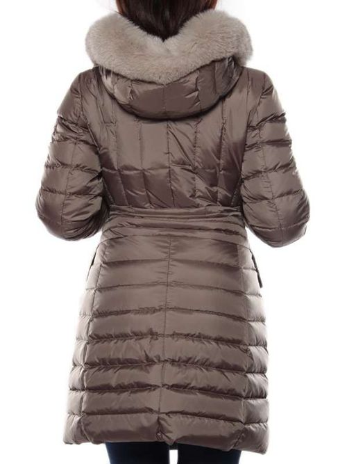 Ara Jacket Jacket Women's Peuterey Fur Clay Winter Own Clay Change Women