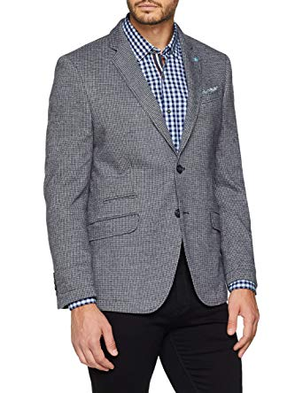 Pierre Cardin Men's Sakko Charles Jersey Blazer: Amazon.co.uk: Clothing
