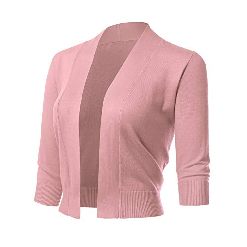 Light Pink Cardigan: Amazon.com