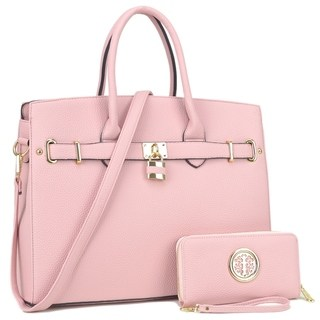 Pink Handbags | Shop our Best Clothing & Shoes Deals Online at Overstock