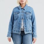 Plus Size Jackets-Ladies jackets in big sizes