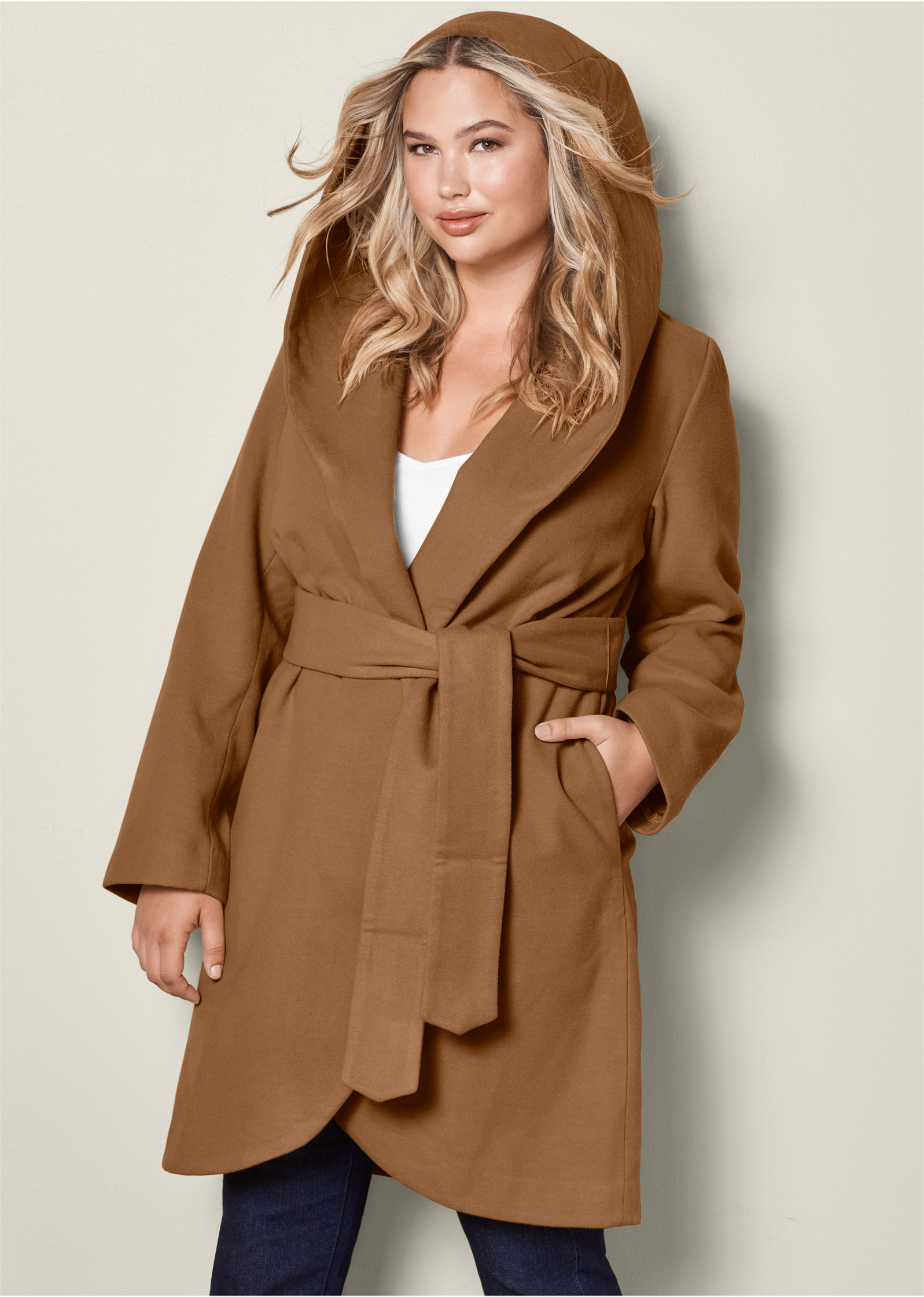 Women's Plus Size Jackets & Coats | Light to Winter | Venus
