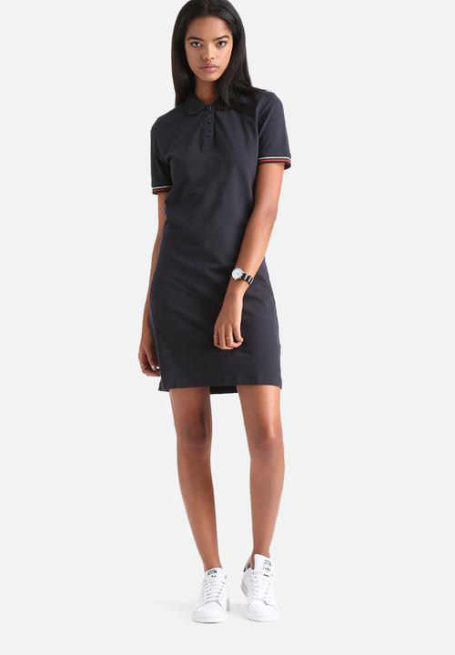 Clearly Polo Dress - Dark Navy ADPT. Casual | Superbalist.com