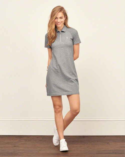 Womens Polo Dress | My Style | Pinterest | Polo dress outfit, Polo