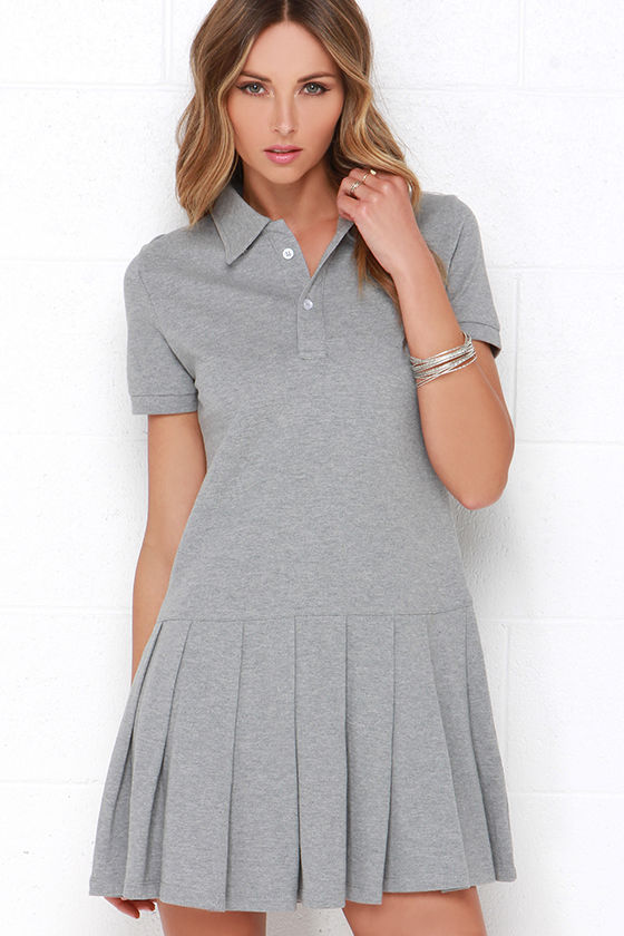 Polo dresses for rock or romantic outfits