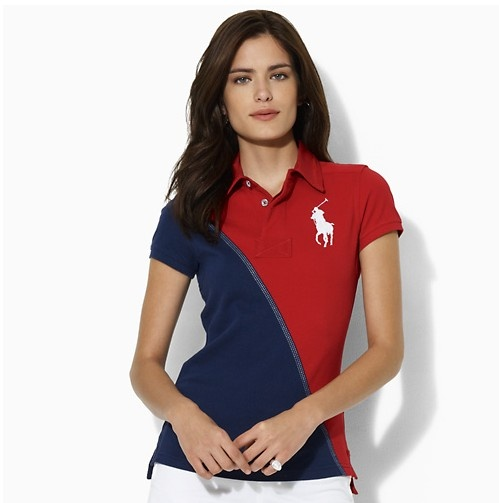 Top latest polo ralph lauren women polos big pony sash 01 outlet