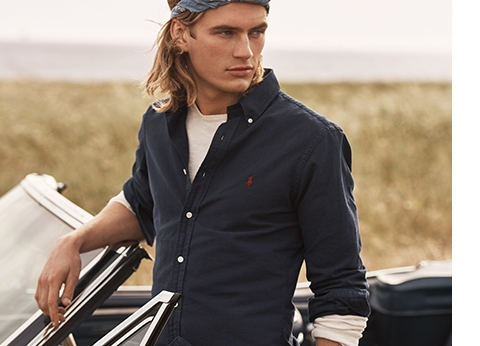 Polo Ralph Lauren Polo Shirts, T-Shirts, Jumpers - Harvey Nichols