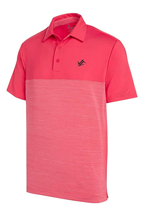 Amazon.com: Jolt Gear Dri-Fit Golf Shirts for Men - Moisture Wicking