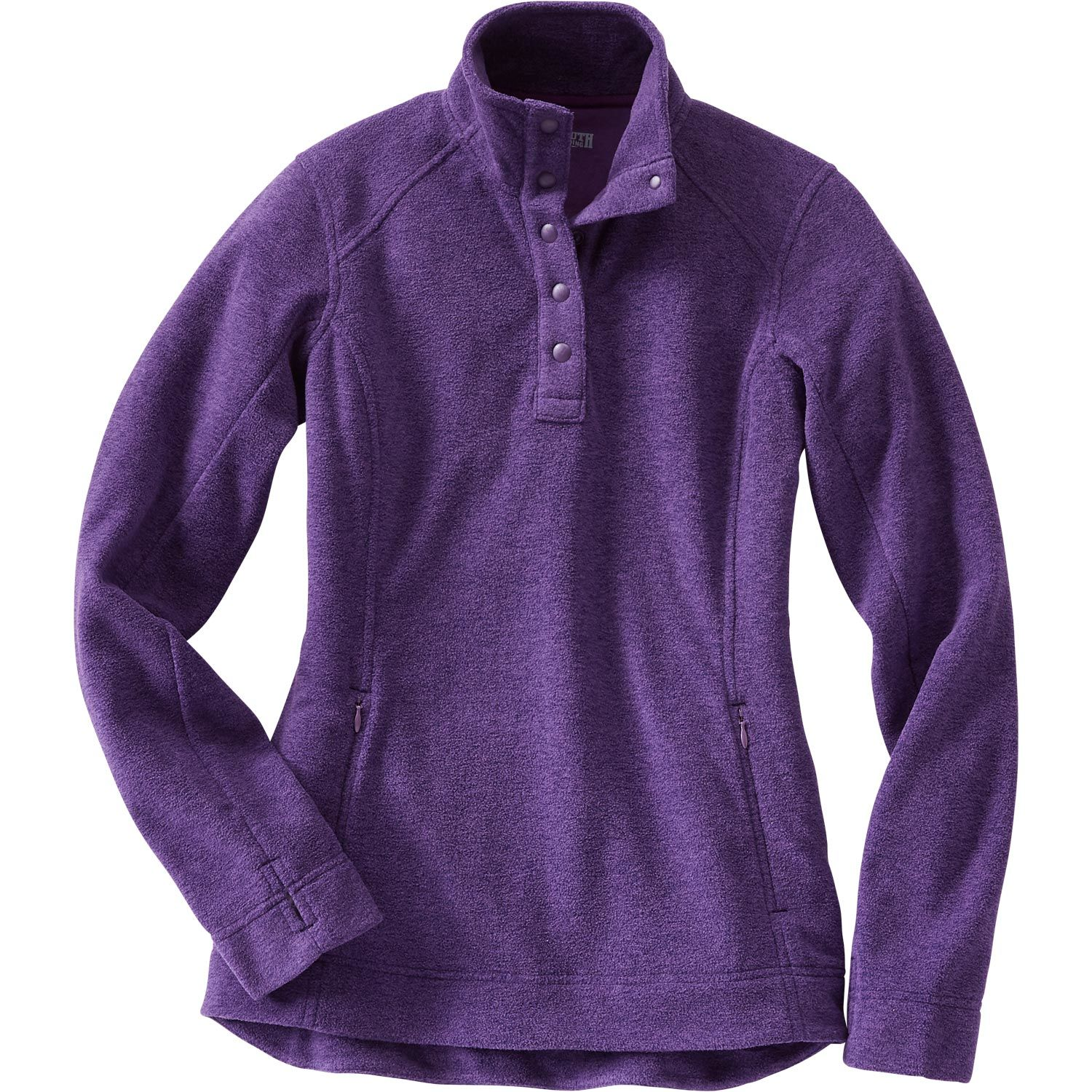 Women's Frost Lake Fleece Pullover | Duluth Trading Company
